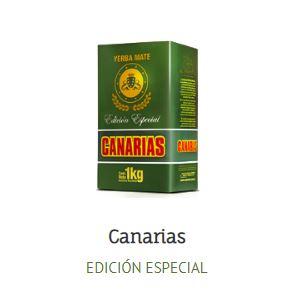 yerba canarias edición especial