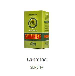 yerba canarias serena