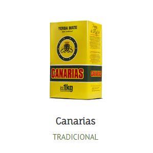 Yerba canarias tradicional