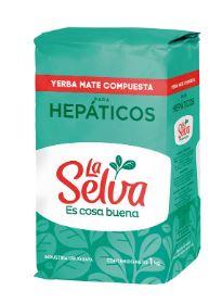 yerba mate la selva para hepaticos